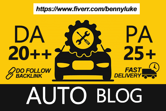 submit guest post on quality auto blog