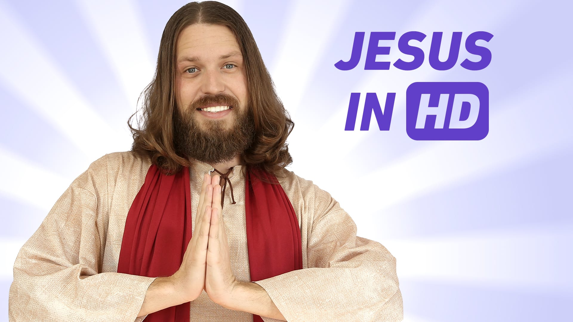 Have Jesus Deliver A Birthday Or Anniversary Greeting In Hd By