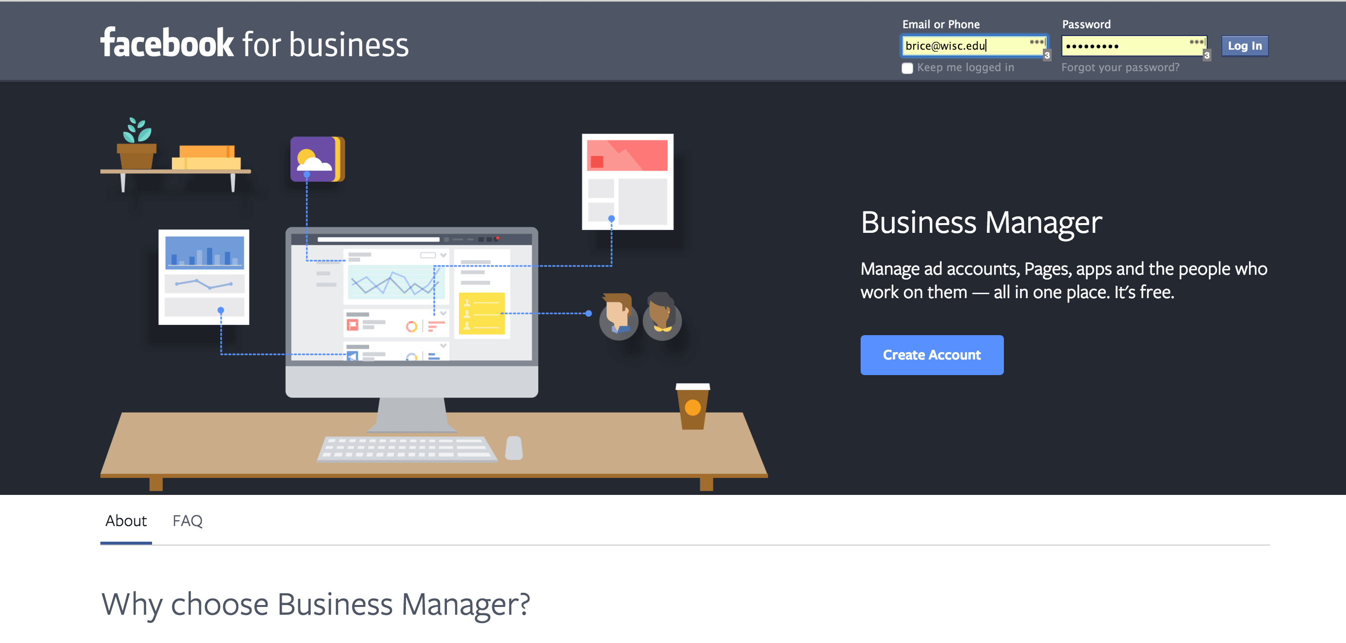 Help You Set Up Your Facebook Business Manager And Power Editor By Brittanyfusco