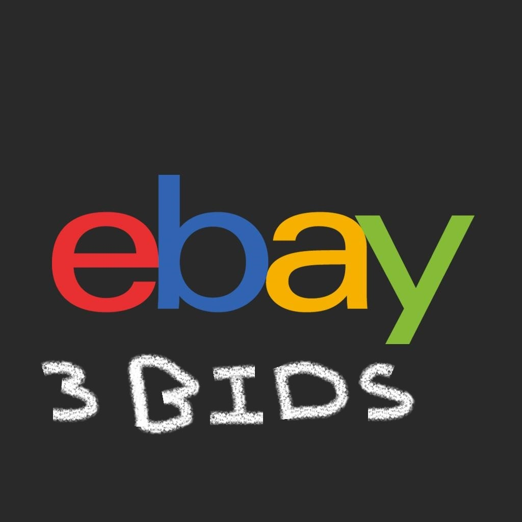 Bid On 3 Of Your Ebay Auctions Fast By Jerrytodd