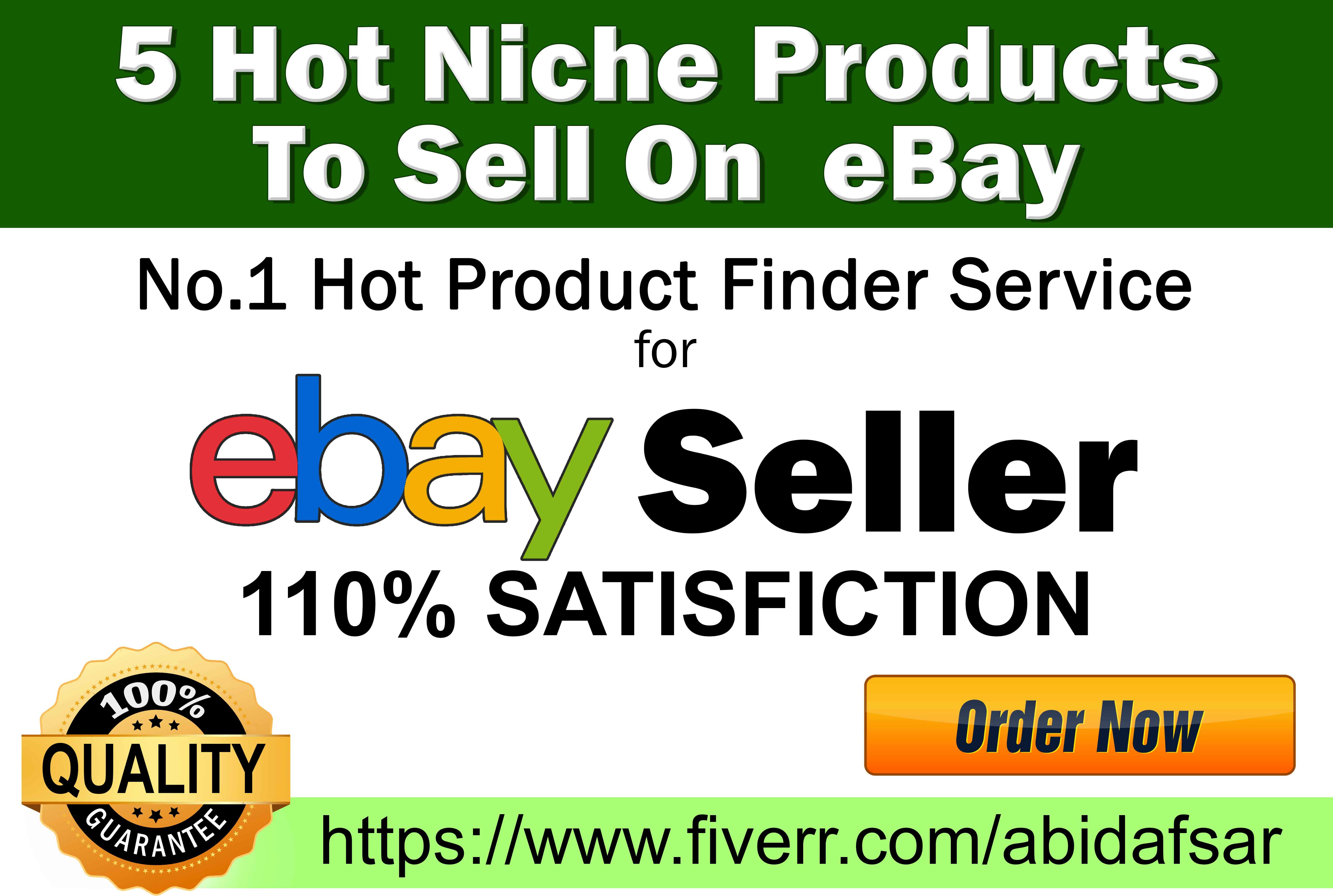 Find 5 Hot Niche Products To Sell On Ebay For Good Profit By Abidafsar