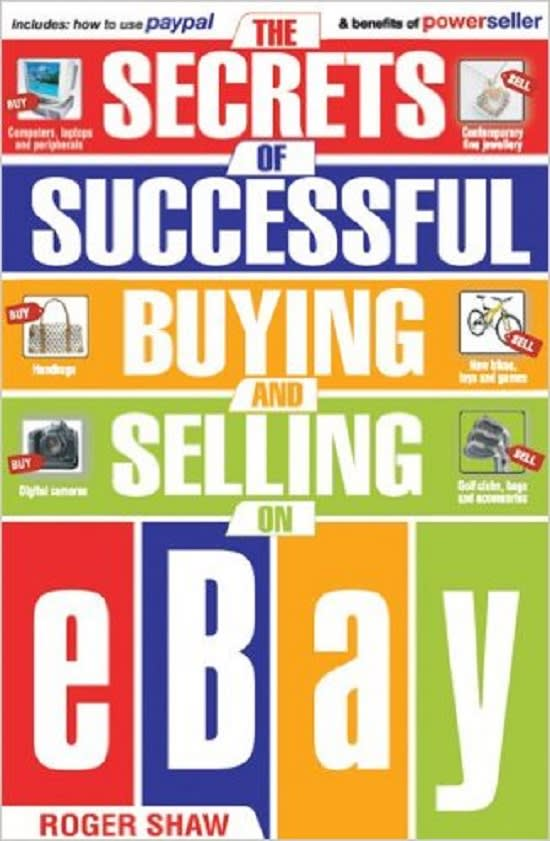 As A Ebay Expert And Author Help You Buy And Sell On Ebay By Rogershawuk