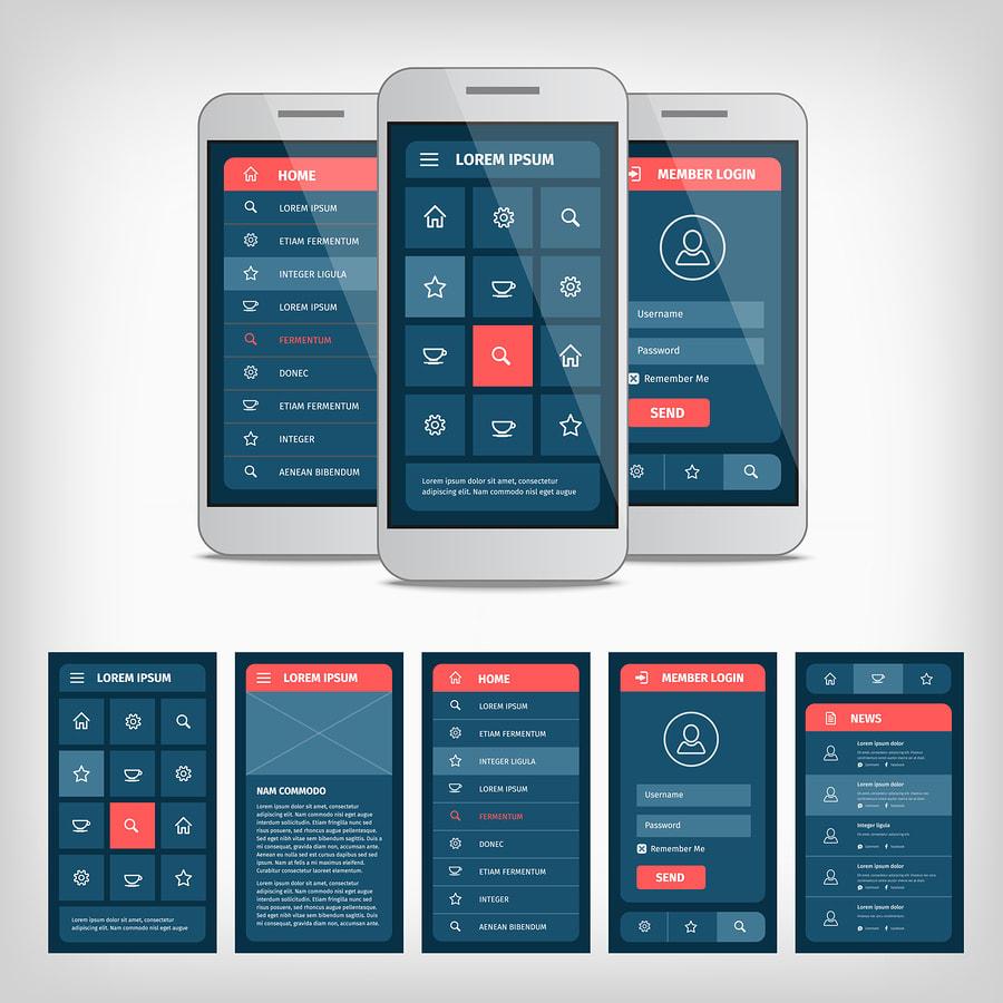 App Di Design design app from flowcharts to gui by sania_ijaz