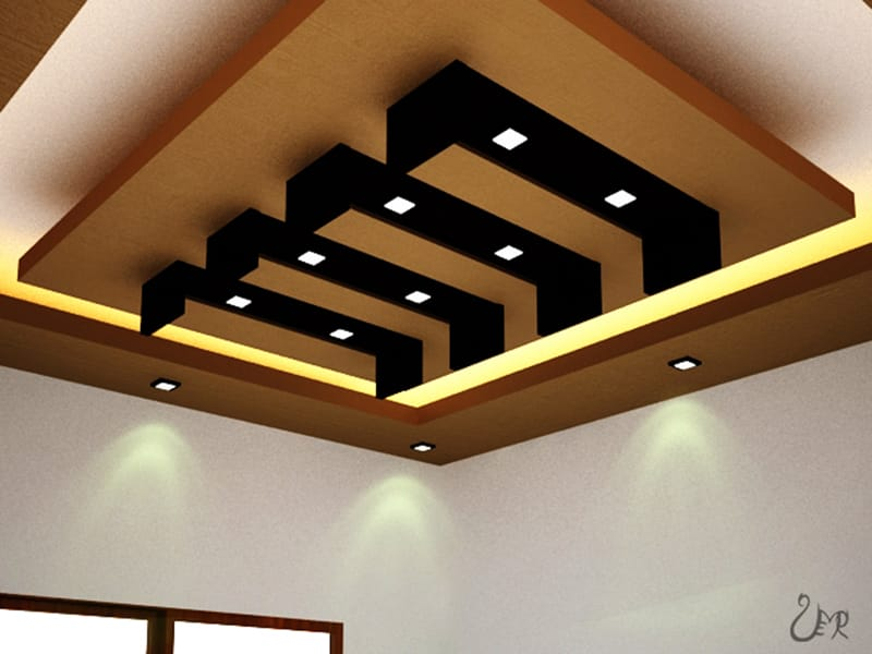Design False Ceiling For You By Princeaqeel