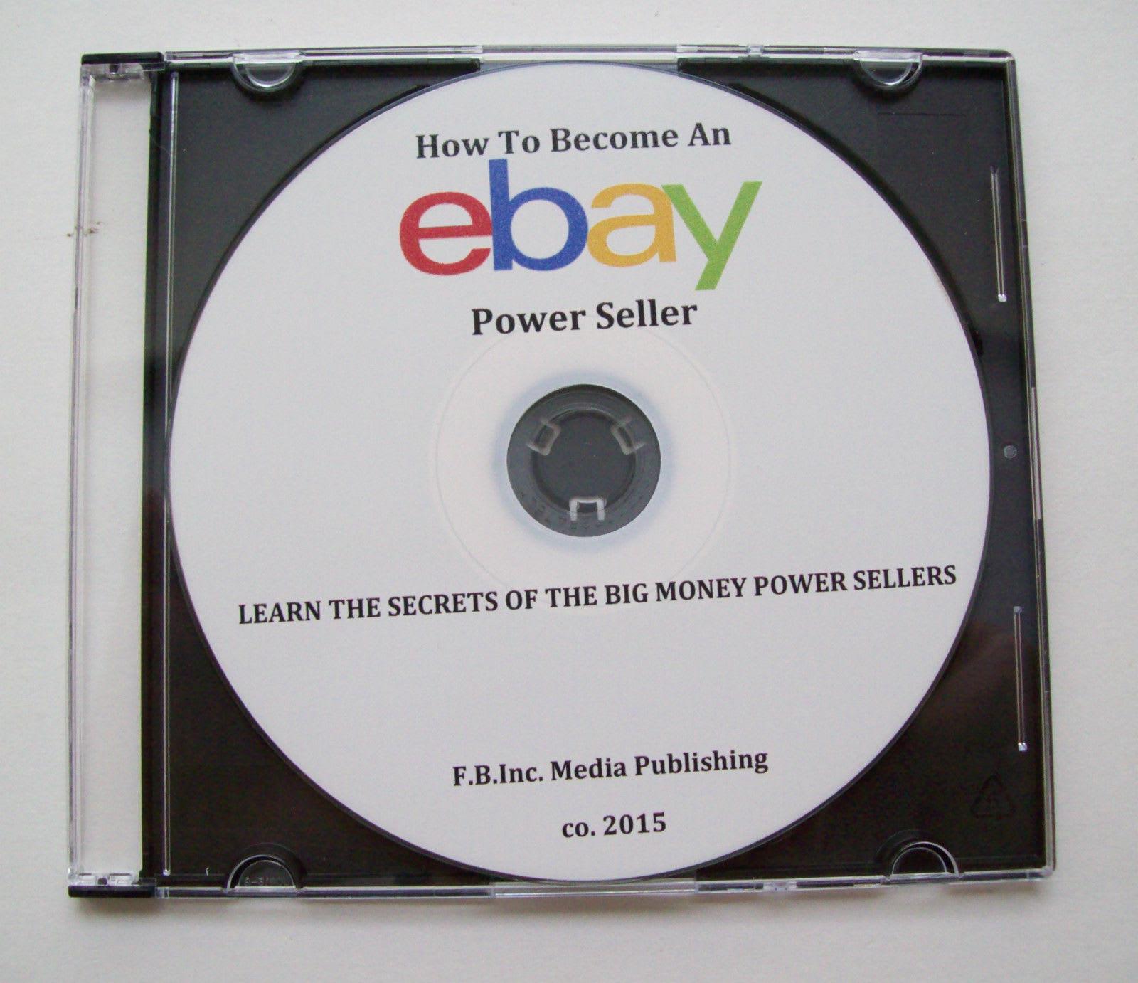 Send You Best Ebay Power Seller Ebook By Felixborin