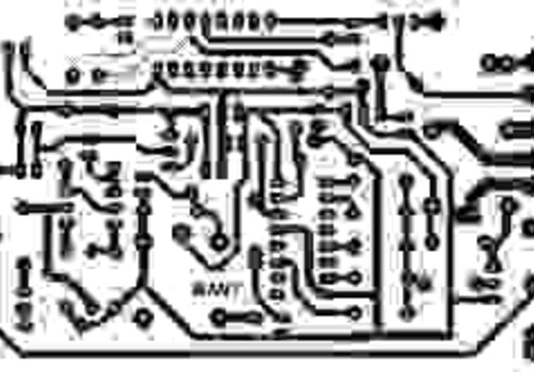 Teach You How To Draw Pcb Designs In Coreldraw By Swagatam