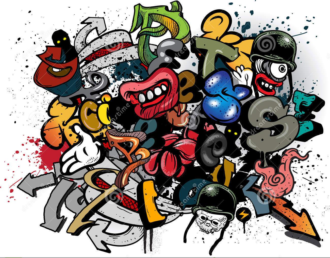 Design Custom Tshirt Graffiti By Bsharpmajor