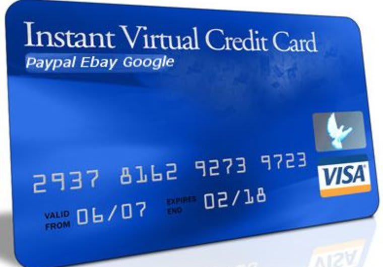 Teach you how to create a vcc virtual credit card to verify ebay