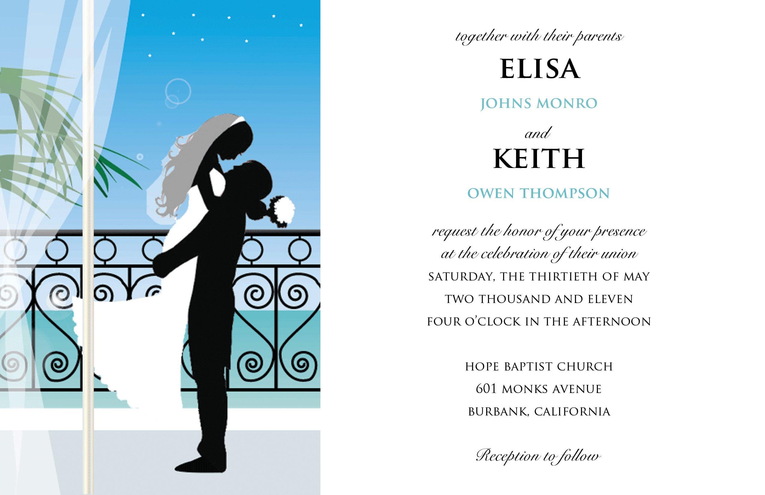 Create A Fantastic Wedding Invitation Cards By Chiragsharma