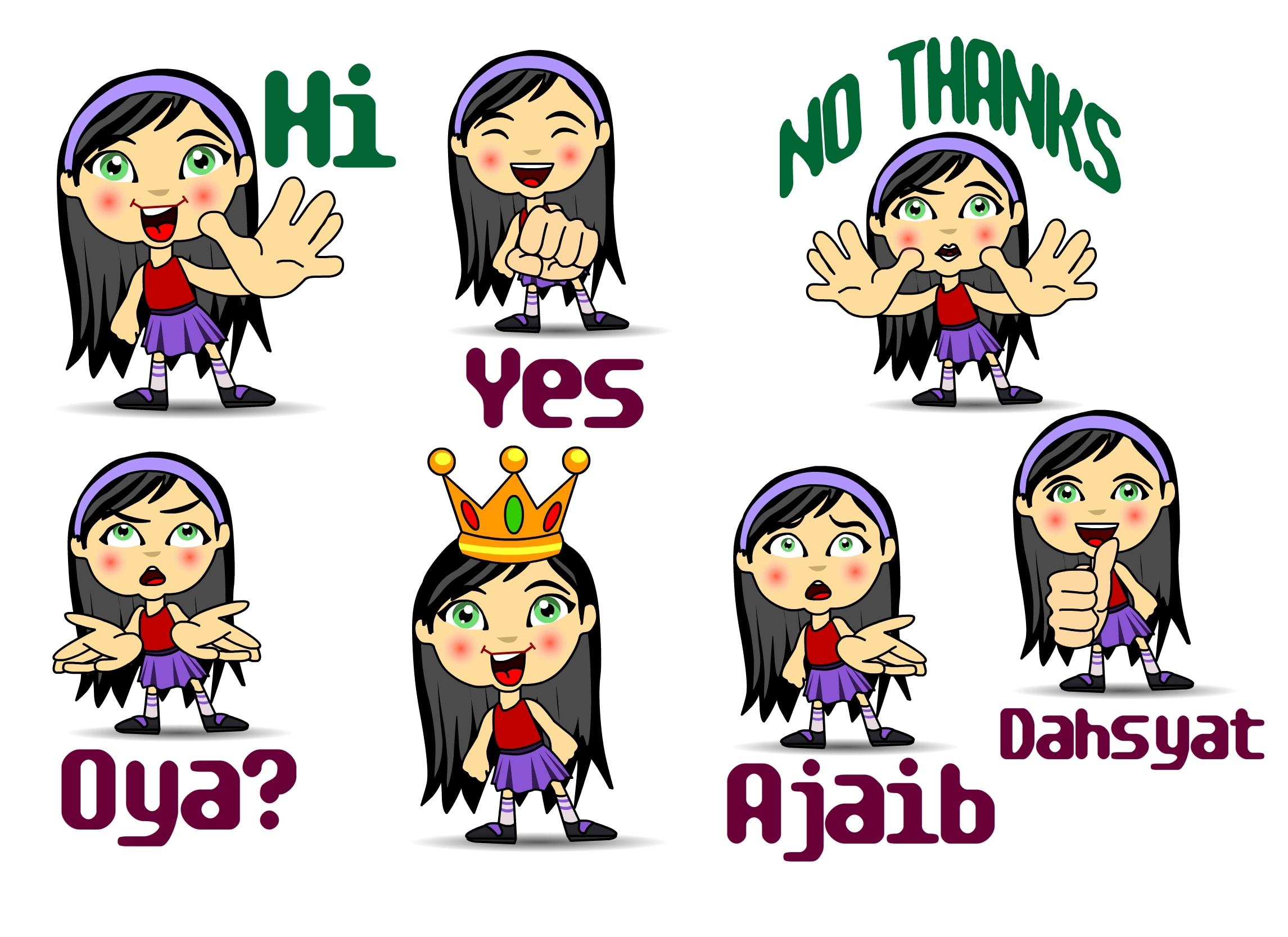 Create custom emoji for you mulakraj jpg 2291x1666 Custom emoji 6b76a867aa62