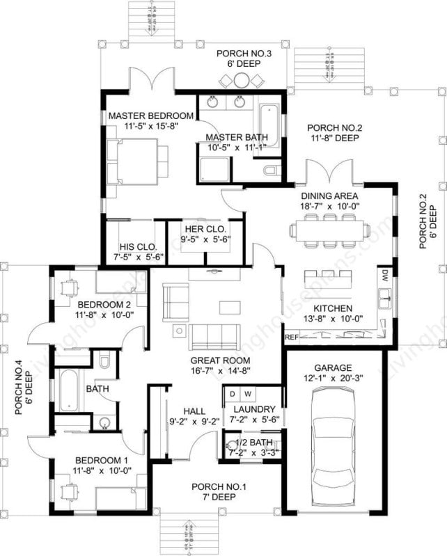 Do autocad drawing, floor plans