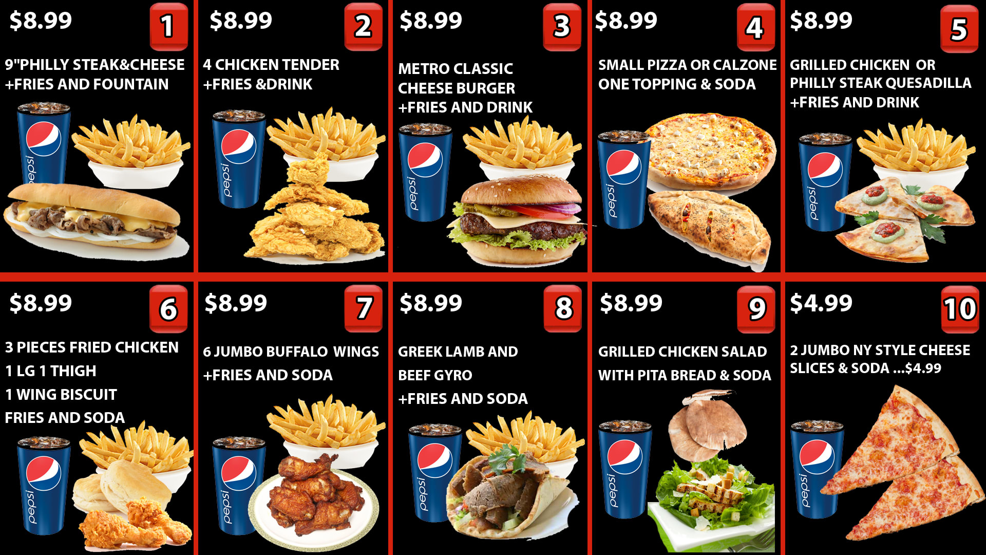 Create A Professional Digital Animated Restaurant Menu By Aris74 Trying to find a euro gyro? create a professional digital animated