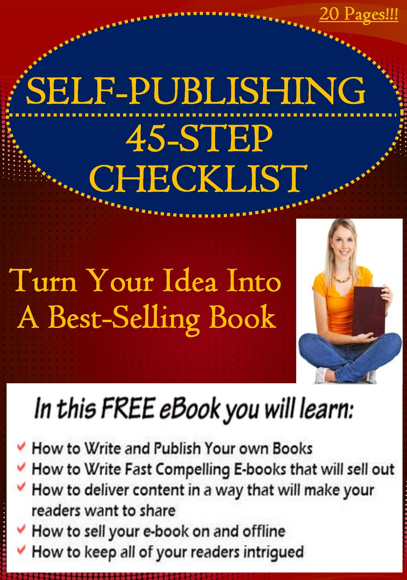 8 Steps to Creating and Selling Ebooks on Your Website