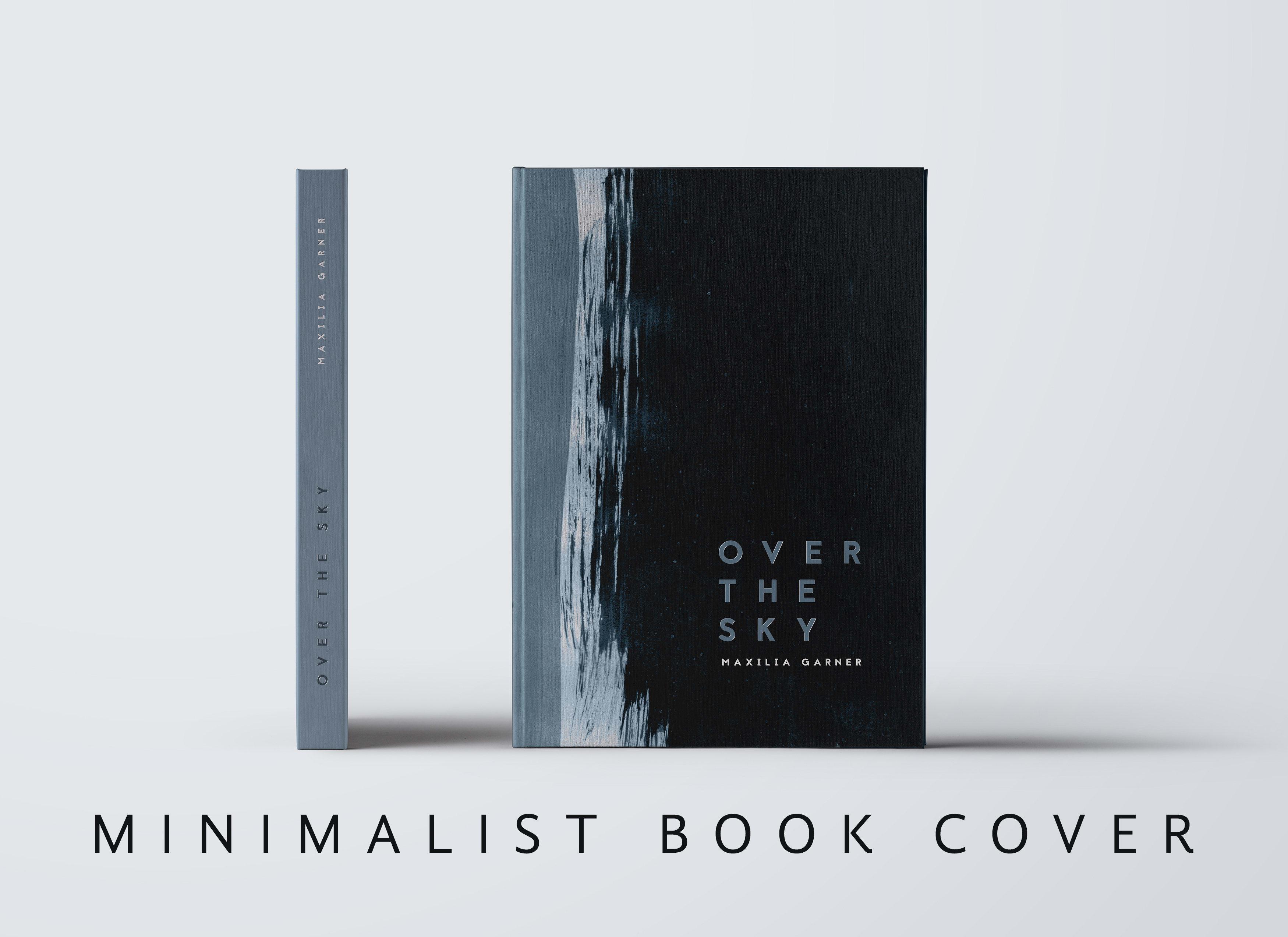 Create A Minimalist Book Design By Geomatrika