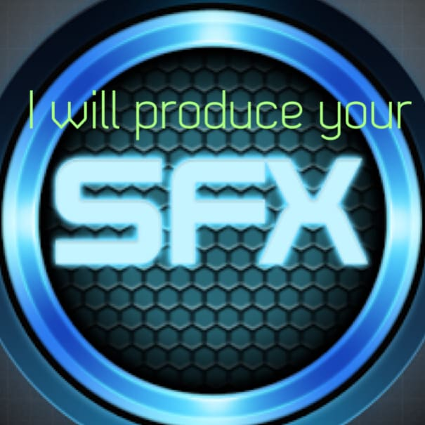 produce sound effects for any purpose