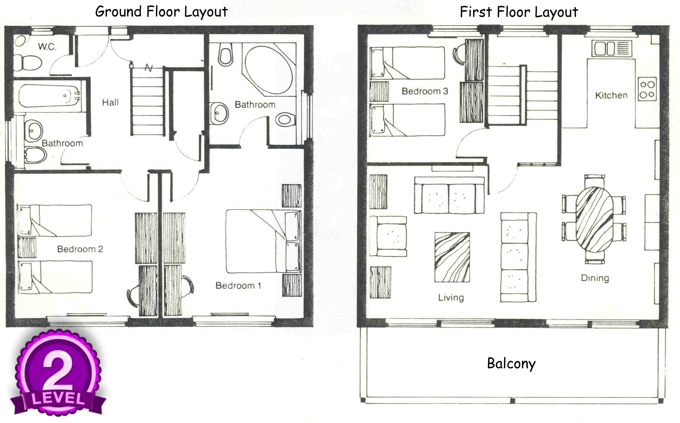 Draw floor plan 2d using autocad by