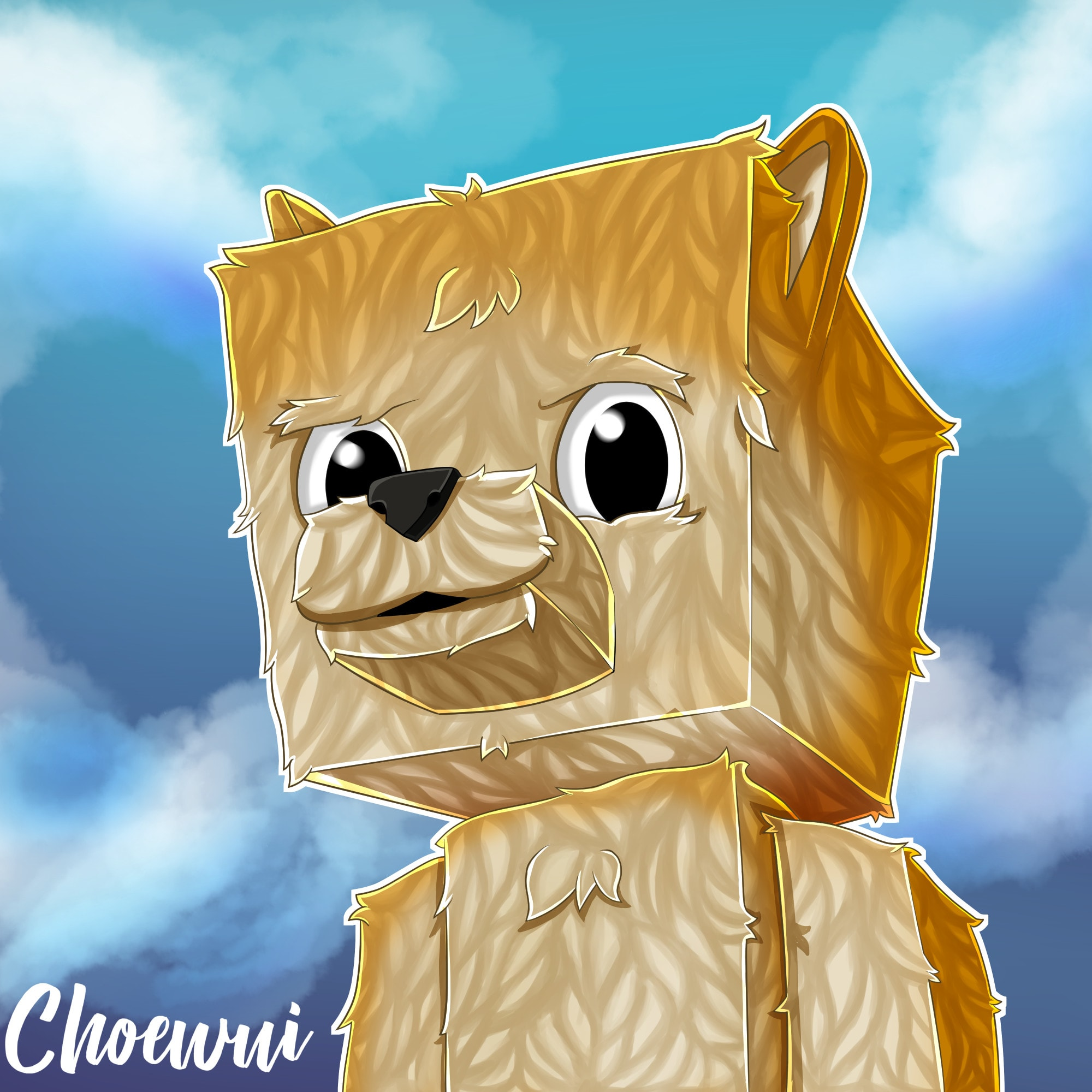 Draw Your Minecraft Roblox Avatar By Choewui