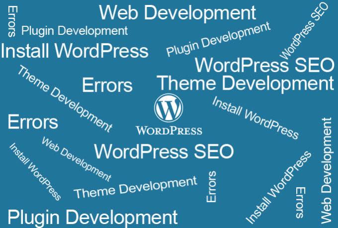 Wordpress Theme And Plugin Development And Fixes By Rushibhatt Fiverr