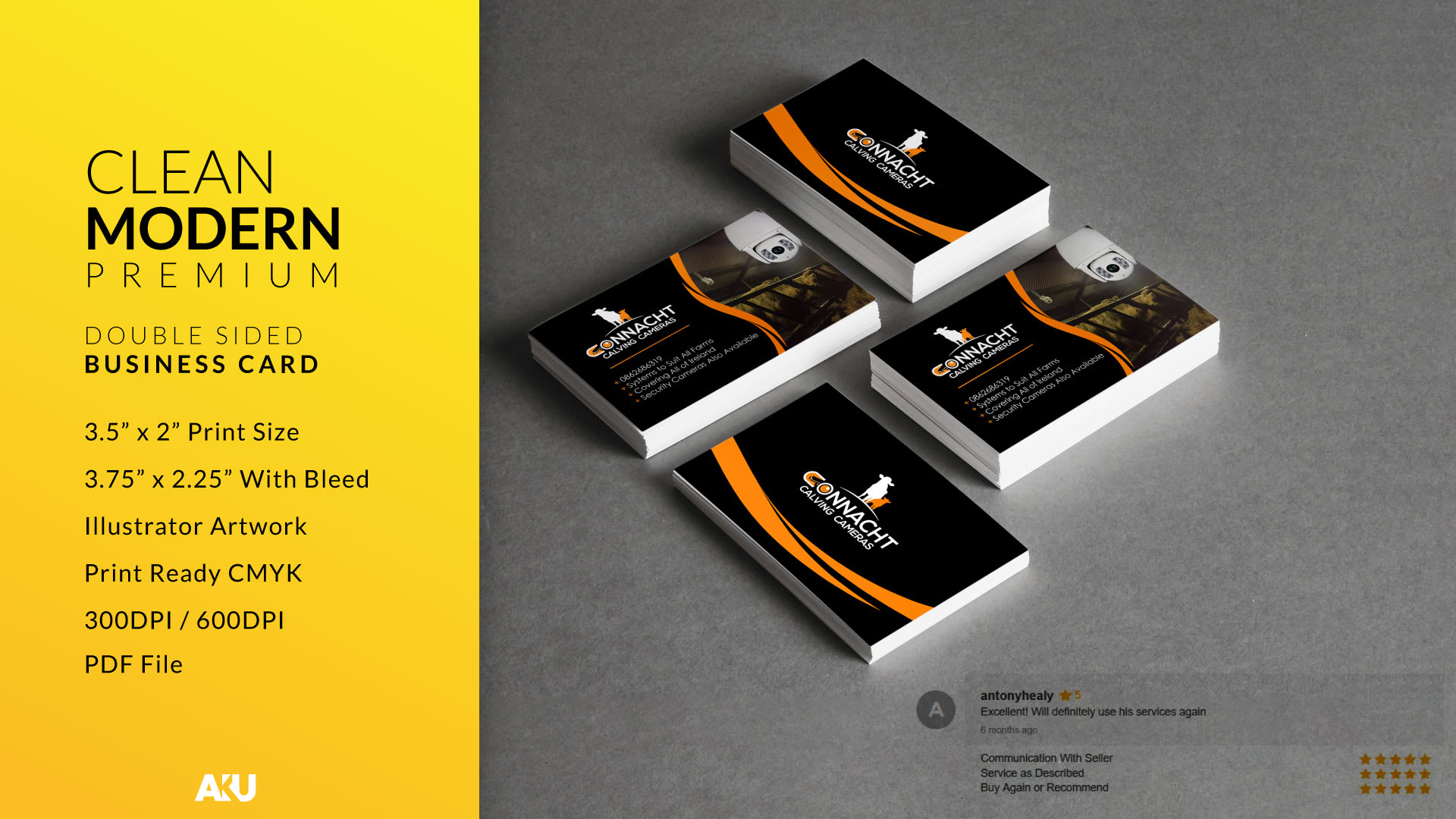 Create a luxury business card design by Prdaku