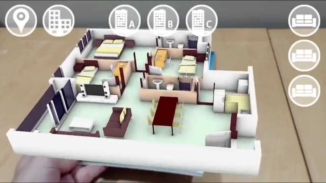 Augmented Reality Floor Plan Or Architecture By Augmenteddev Fiverr