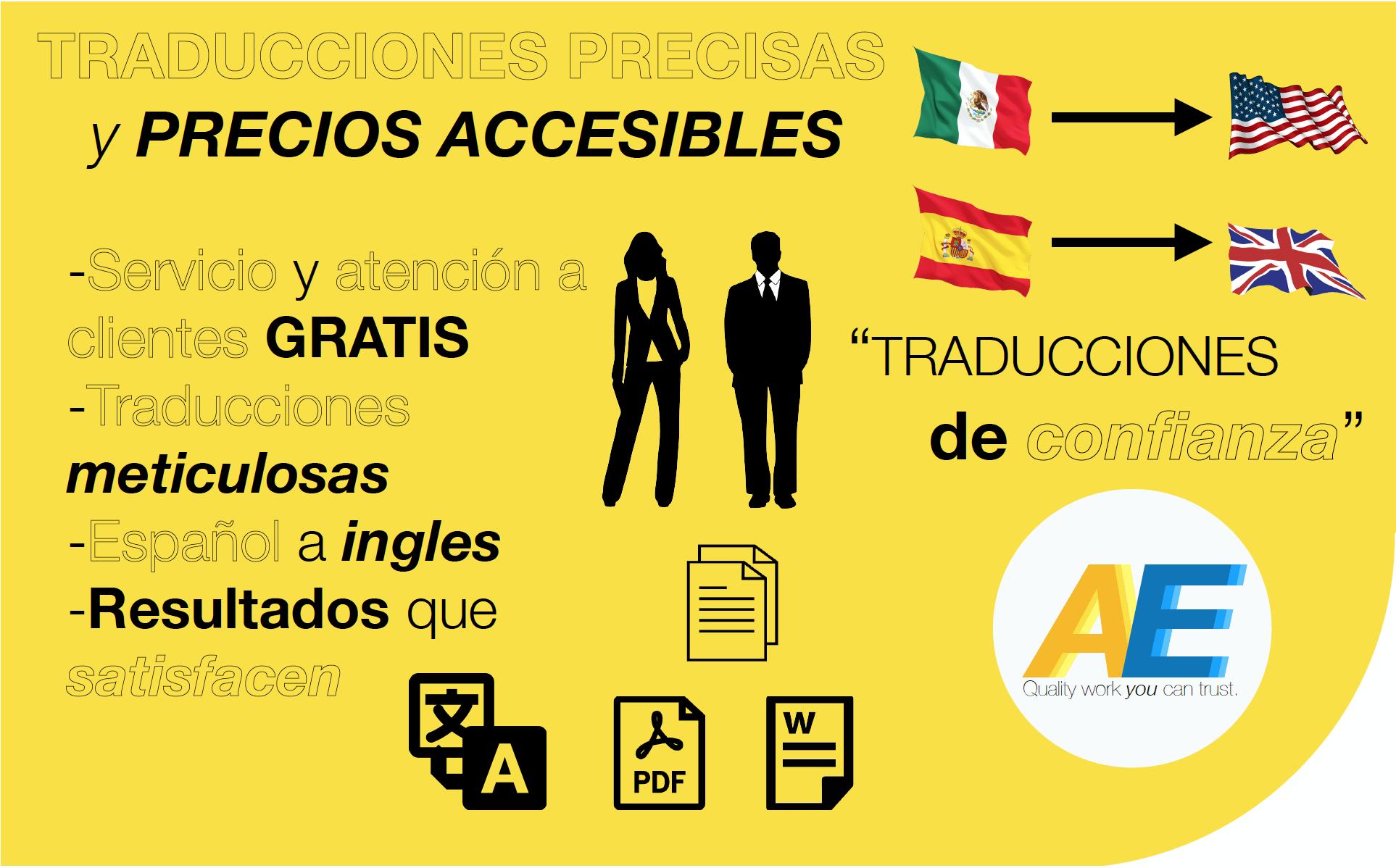 Traduciré cualquier texto originalmente en español a ingles by Ayalaemiliano