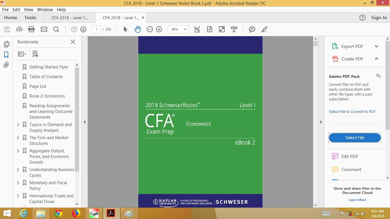 Supply All Certification Material Of 2018 Cfacaia And Frm By Sawara2016