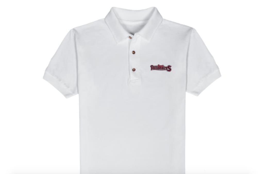 Make Logo On Polo T Shirt By Ronaldjackus