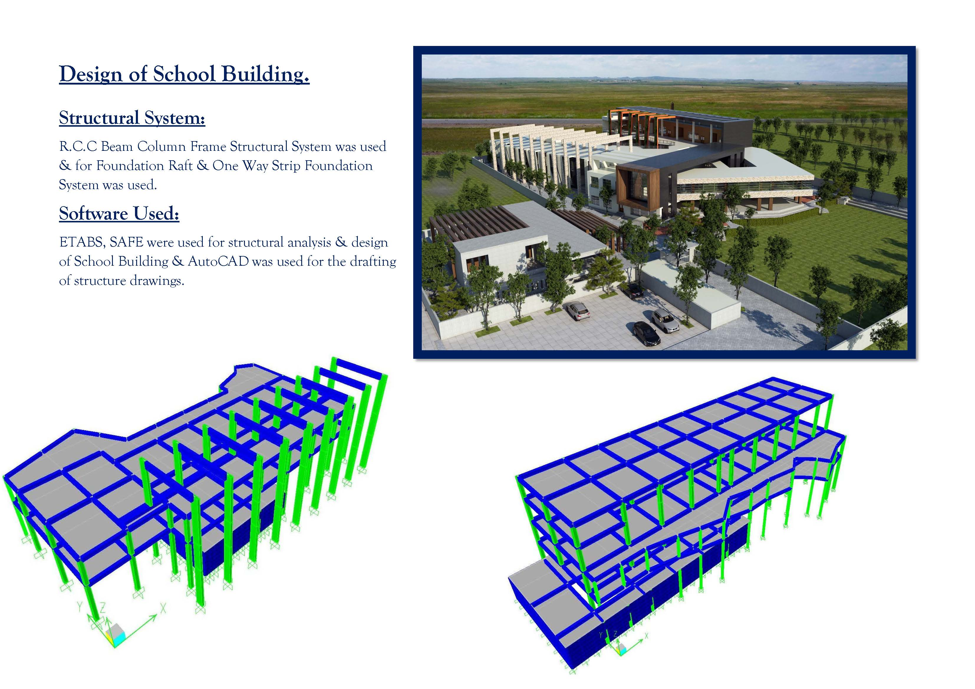 Do Your Structure Design Projects By Engrmehranrafiq