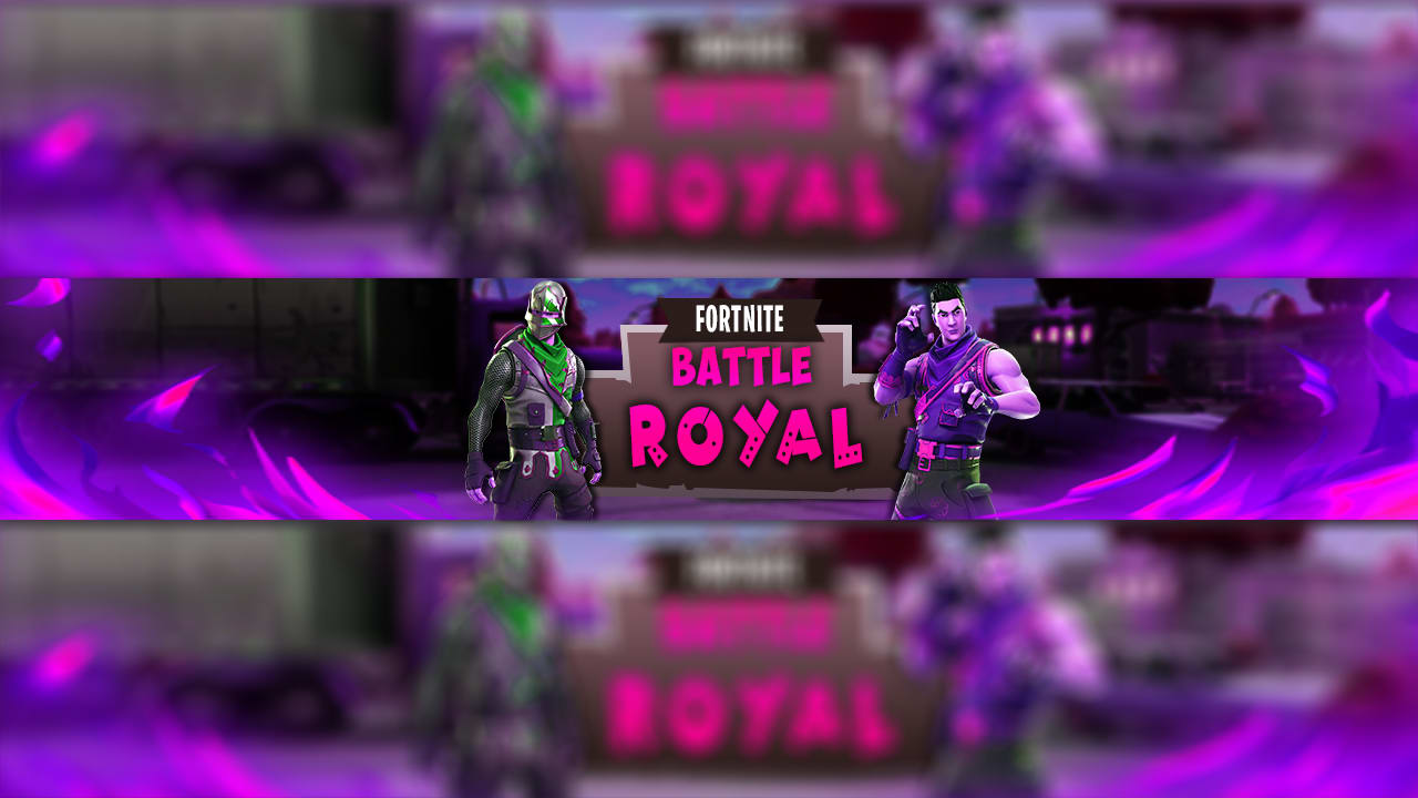 Free Fortnite Banner Youtube Channel Art In 2019 Youtube Channel