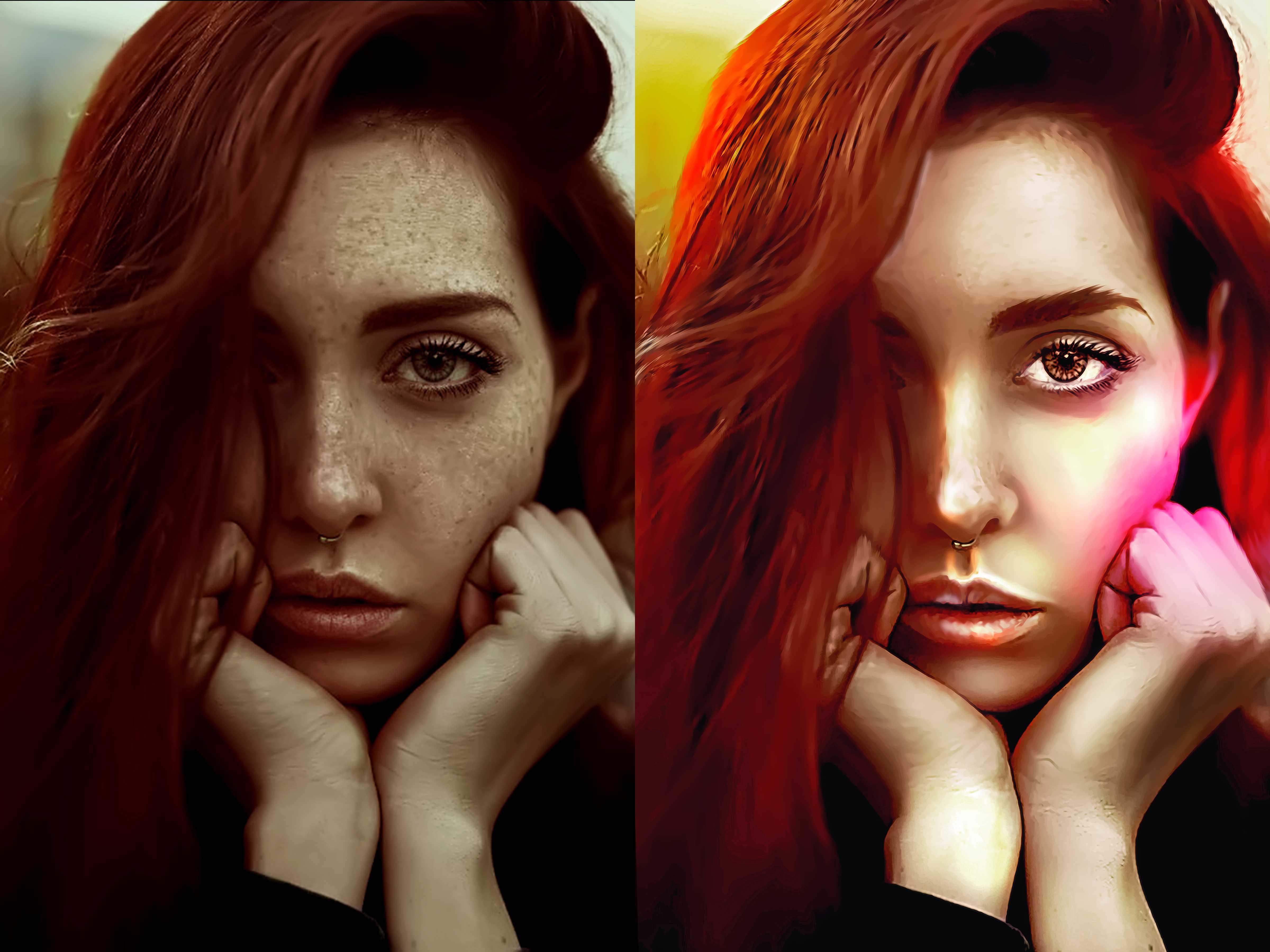 Convert your photo into digital painting by lokeshsuthar27