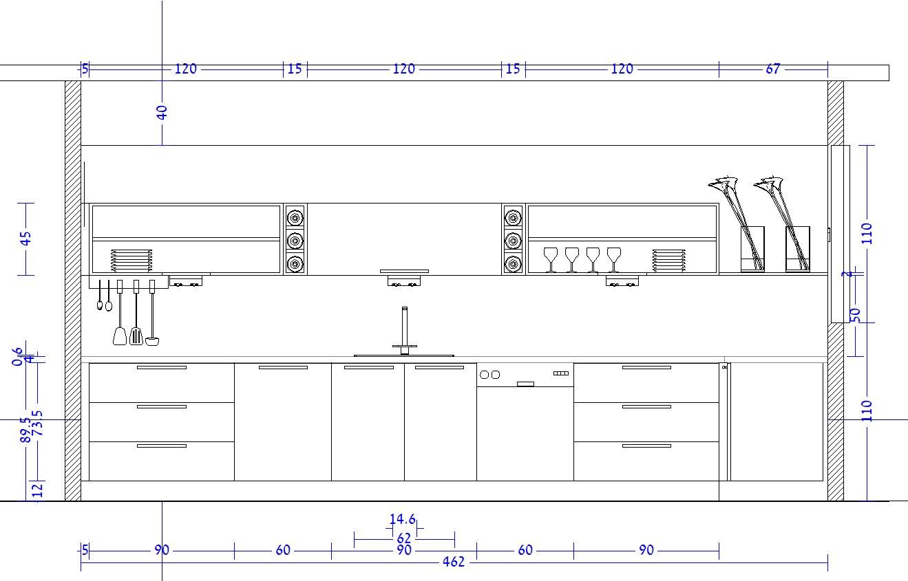 Design your kitchen cabinet 9d 9d by Mahmood0594   Fiverr