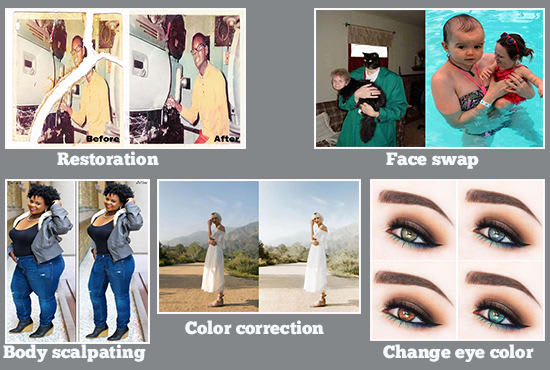 photoshop editing photo retouching