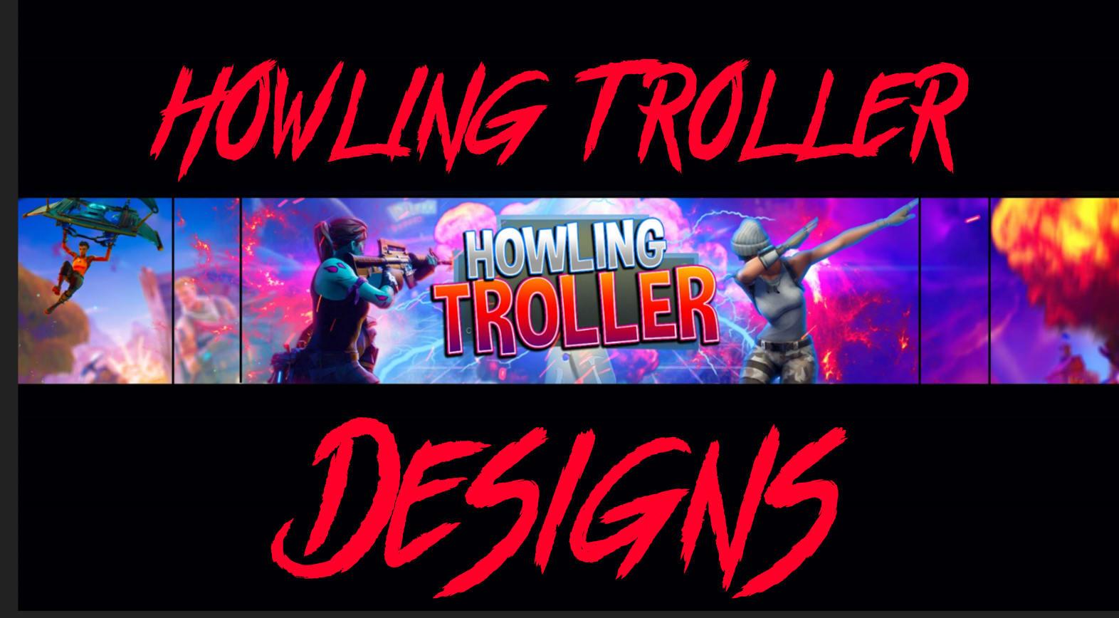 Bannière Youtube 2560x1440 Fortnite