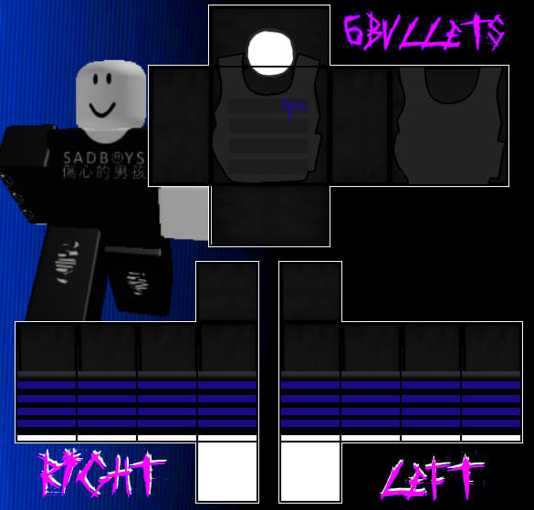 Make A Roblox Shirt For You By Fbi232