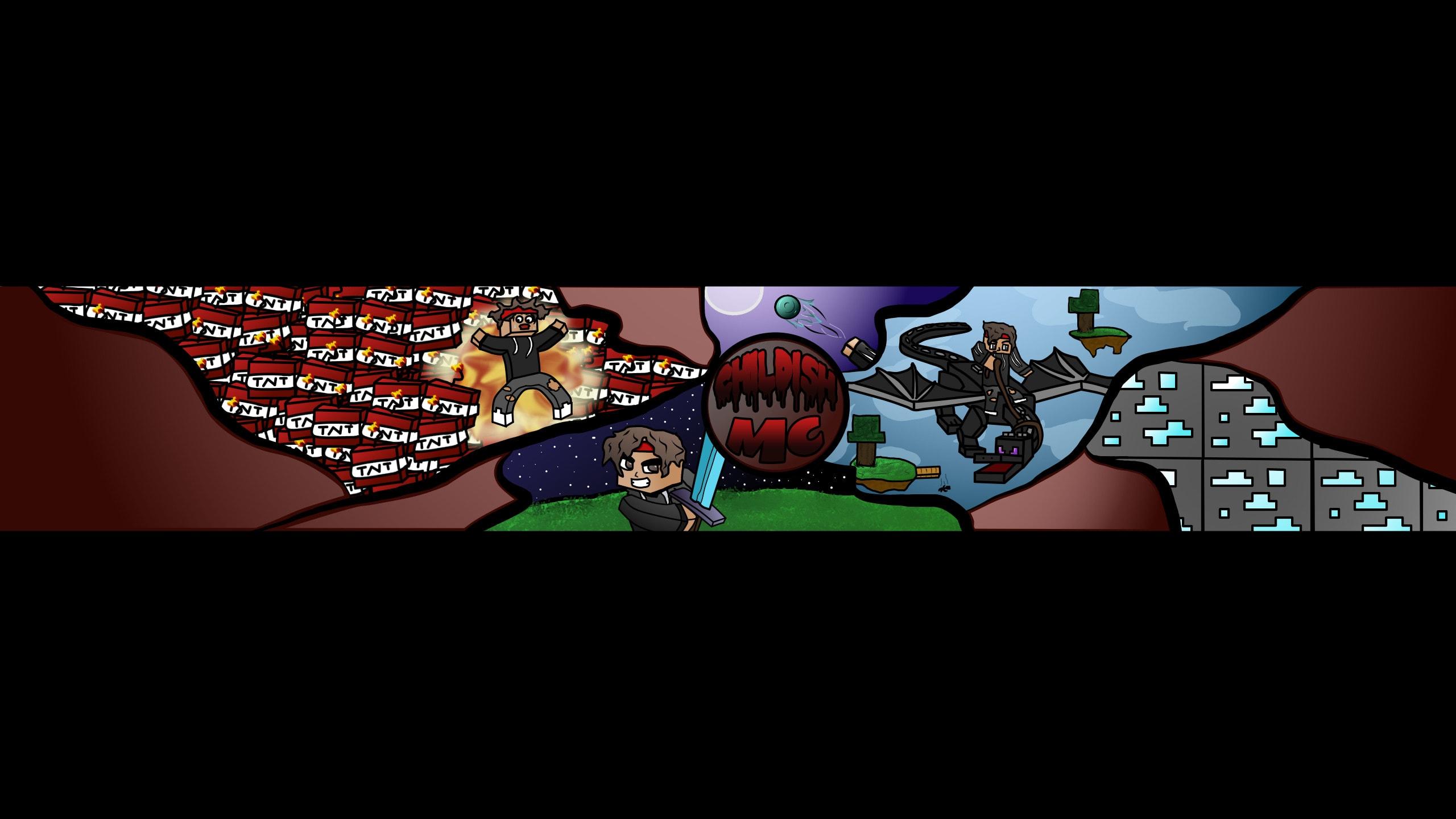 Draw A Professional Fortnite Youtube Banner By Mrwoofdog
