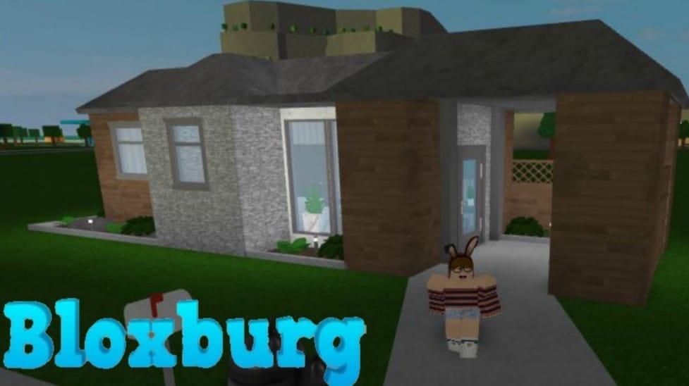Bloxburg Starter Home Layout