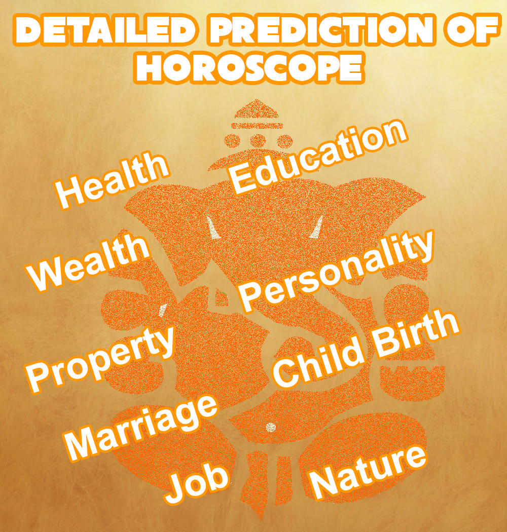 answer 4 questions using vedic astrology