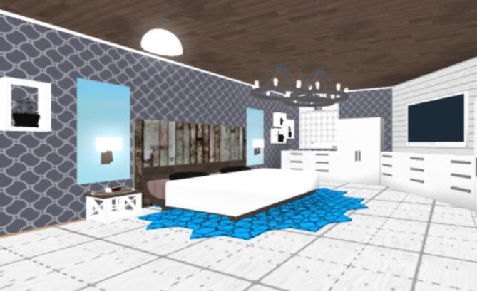 bloxburg interior and exterior house designer