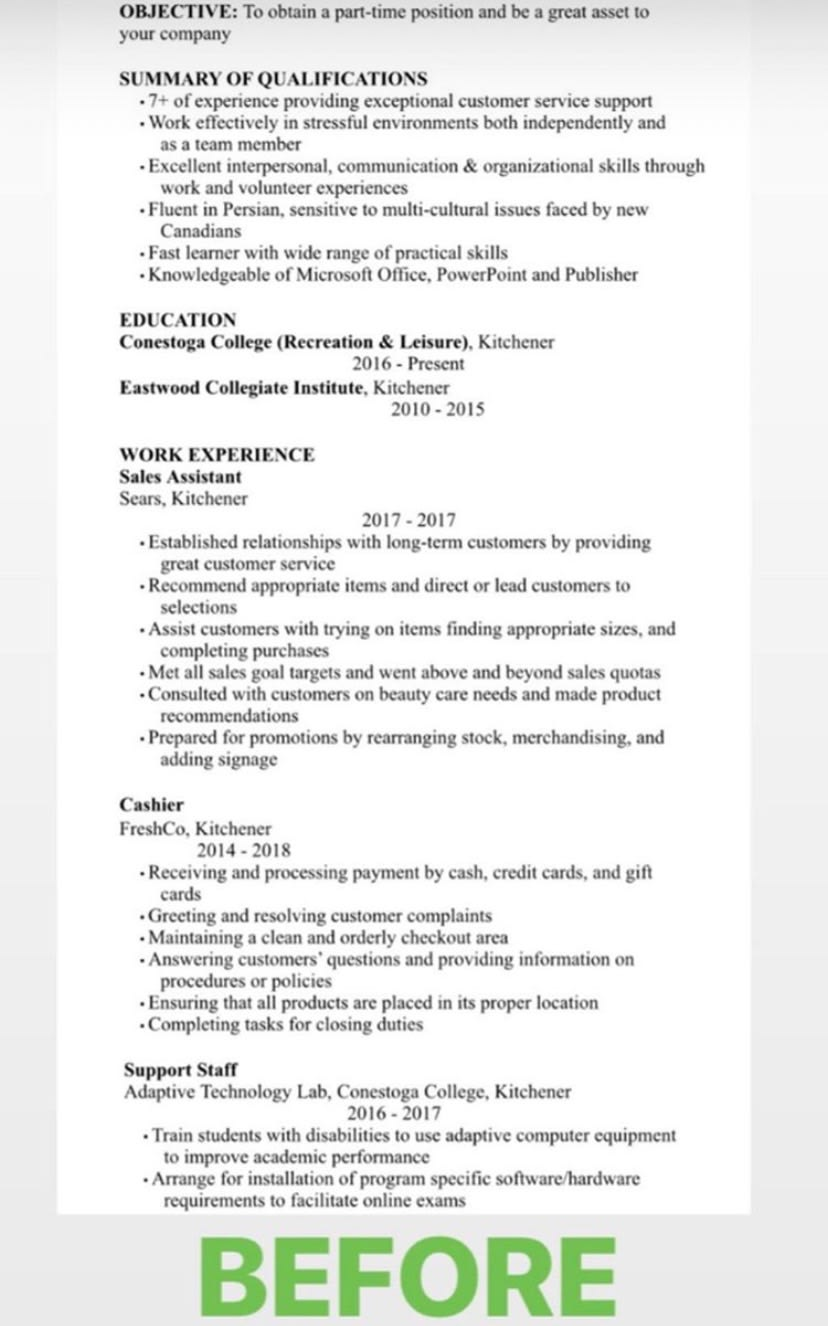 Write Resumes Cover Letters Offer Interview Tips