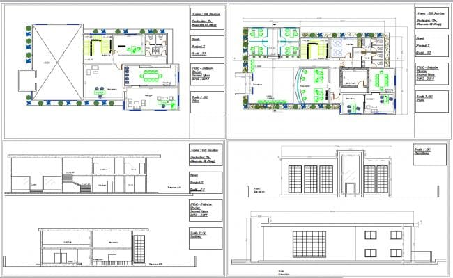 plans and layout drawings by Prismdesignstu