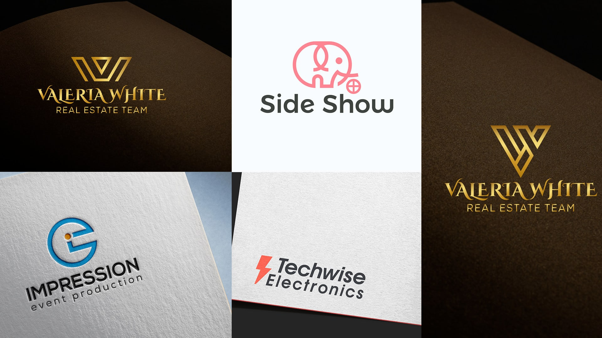 Design flat minimal wordmark logo for your business by Sm_jehad