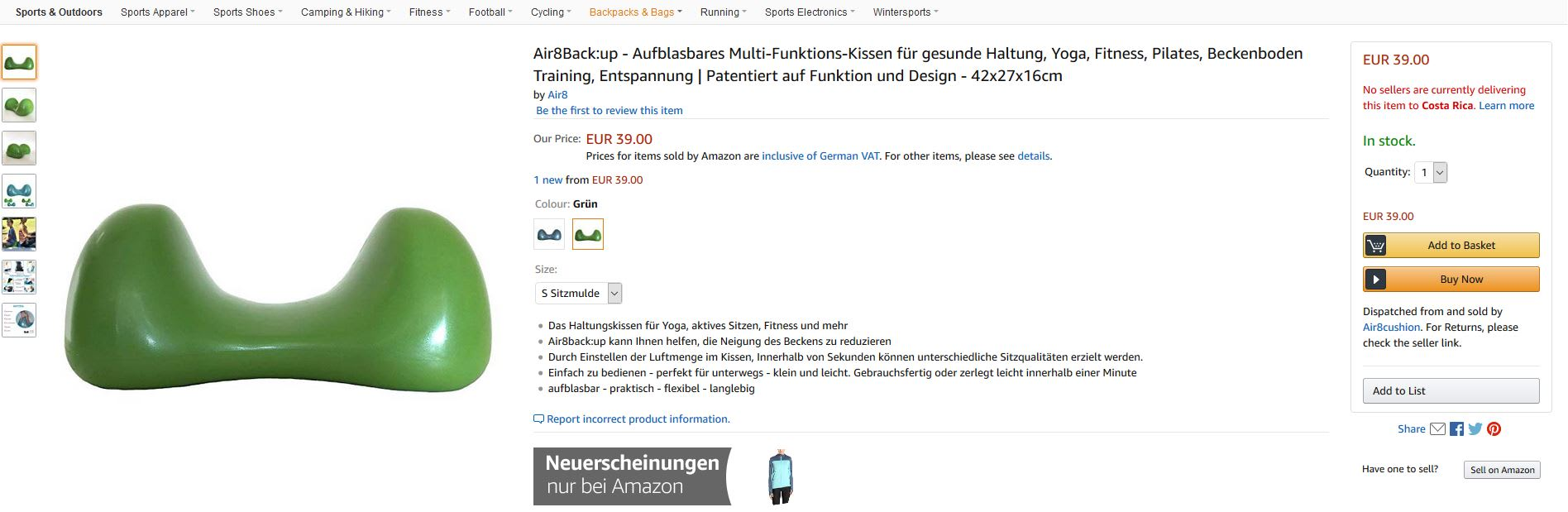 Amazon Bestellnummer Fake