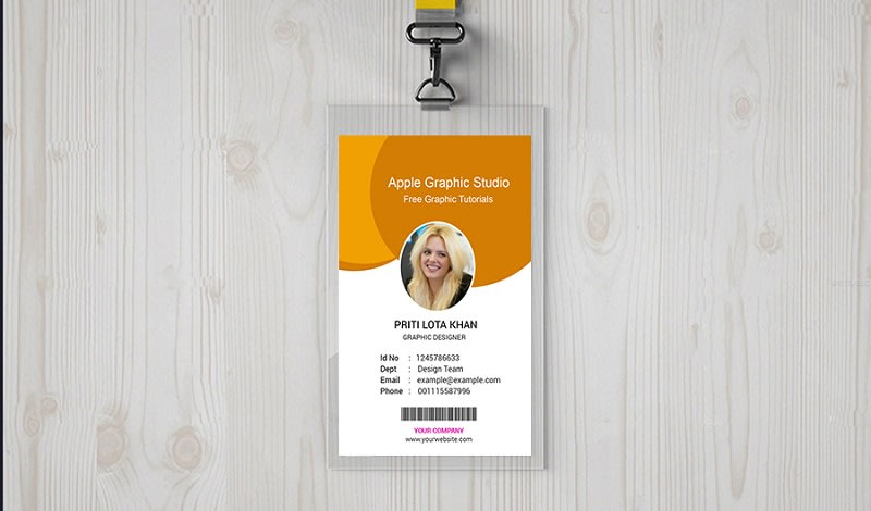 design premium quality modern and unique id cards,