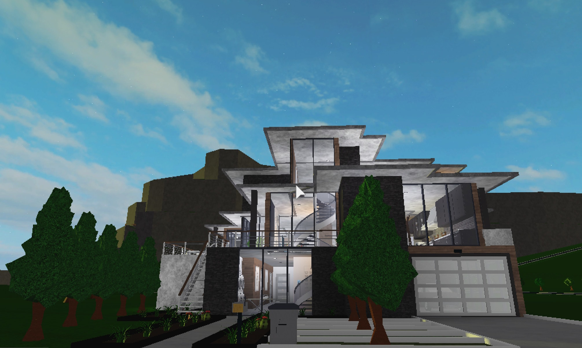 Build You A House On Welcome To Bloxburg Roblox By Florabuilds