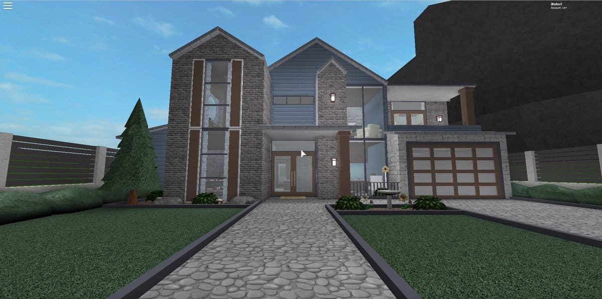 Build Small Medium Or Large House Or Anything In Bloxburg By
