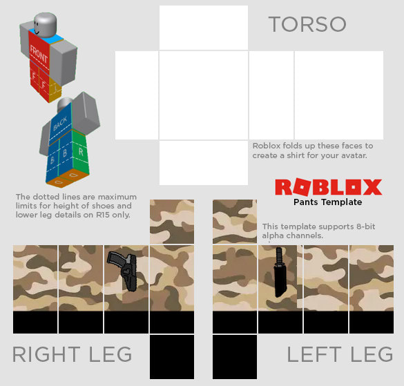 Make You A Roblox Clothing Outfit With No Watermark By No Dle