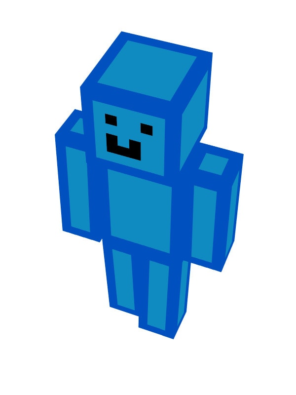 Make Cute And Basic Minecraft Skin By Gethypernow