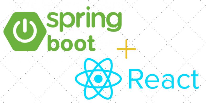 spring boot react js native