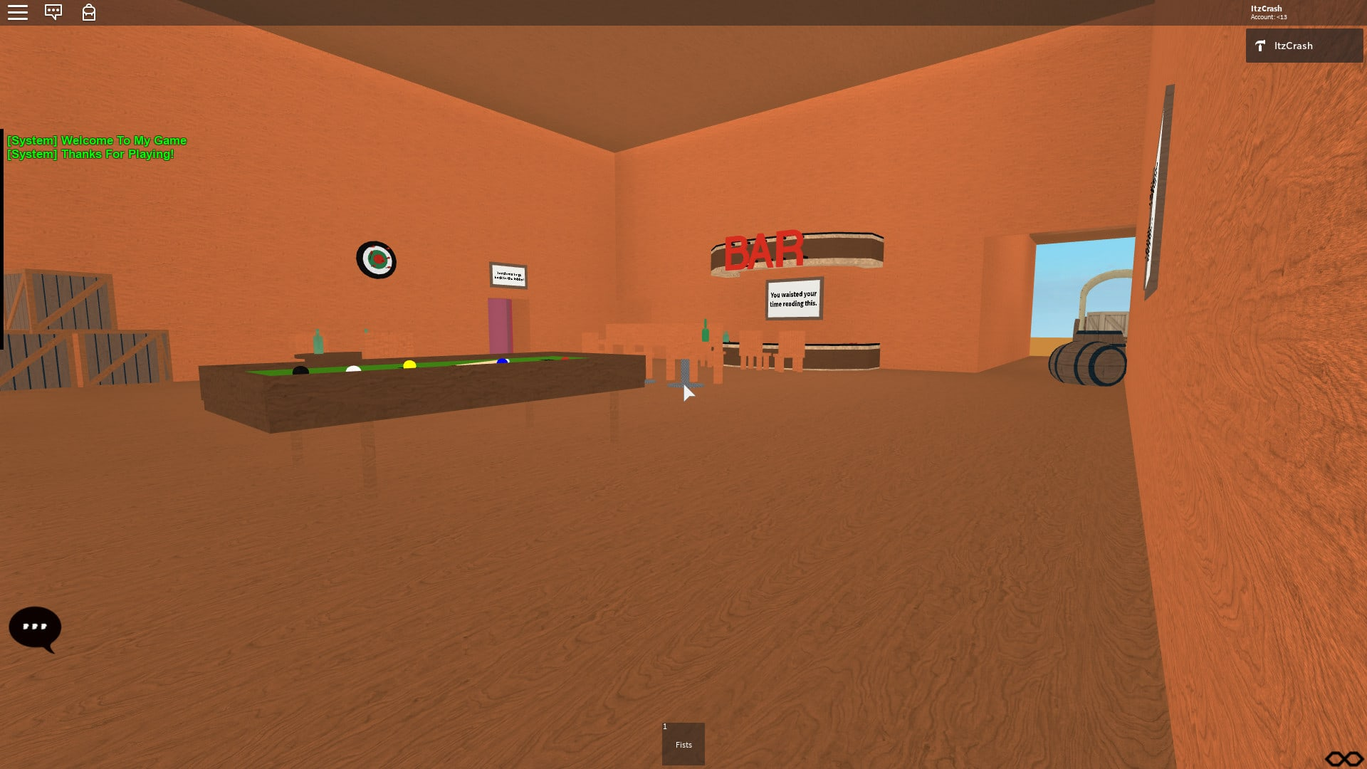 Fighting Game In Roblox Give You A Base Fist Fighting Roblox Game With Lobby And 2 Maps By Ellis 2