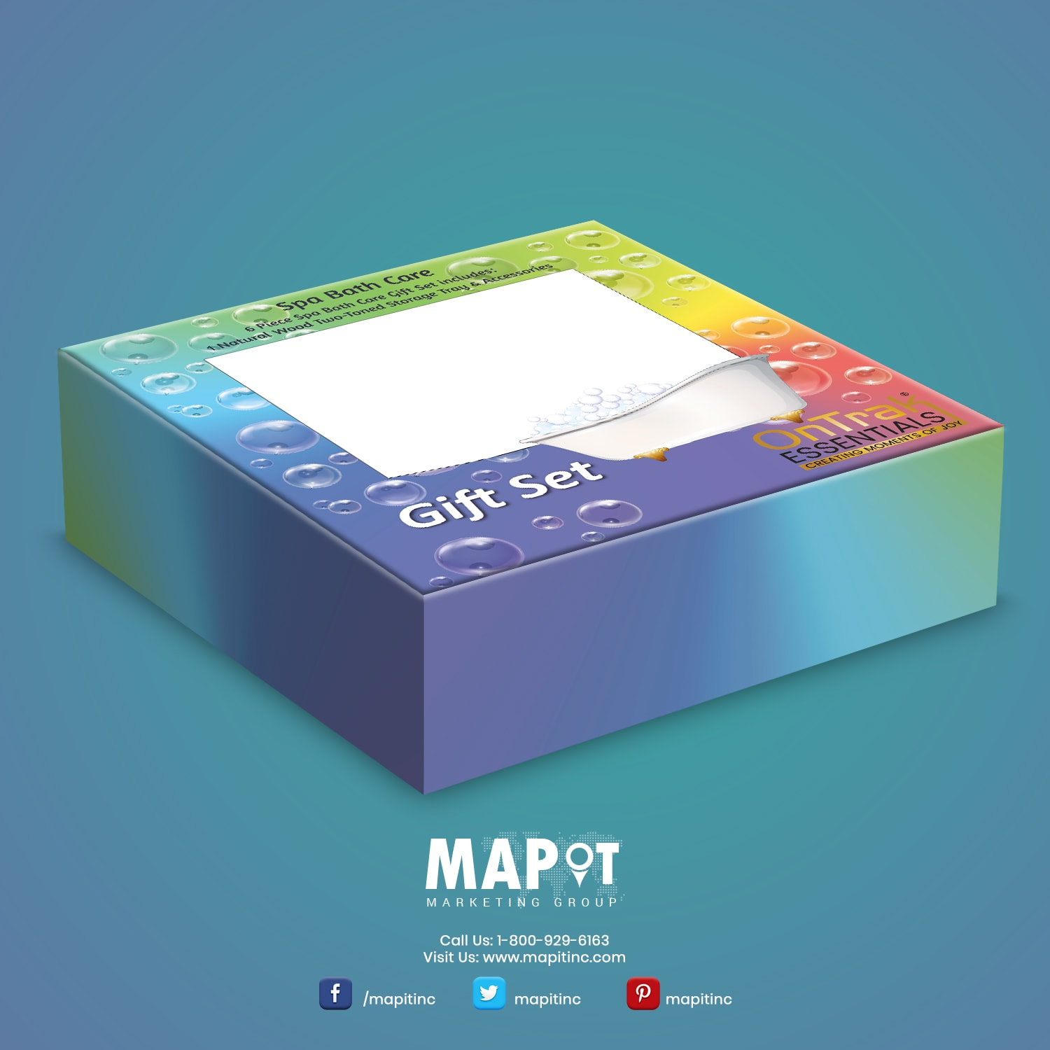 Design Elegant Product Box Packaging Design By Mapitinc